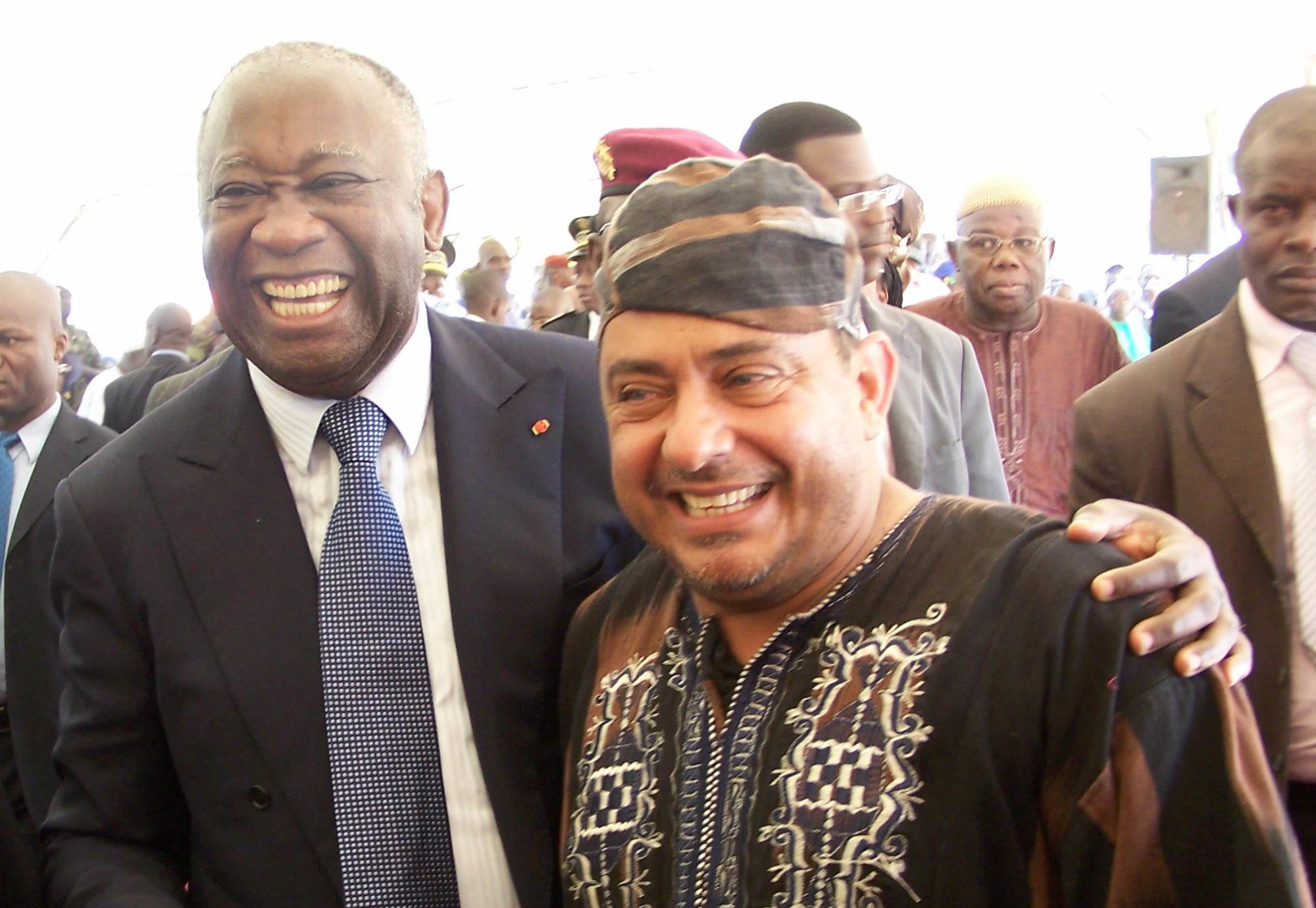 Laurent Gbagbo de retour